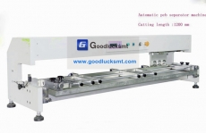 Automatic Pcb Separator Cutting 1200mm Length Board With Fast Speed
